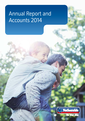 Nationwide Building Society annual report 2014