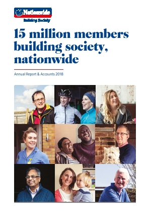 Nationwide Building Society annual report 2018