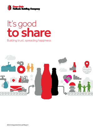 Coca-cola HBC AG annual report 2014