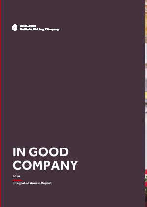 Coca-cola HBC AG annual report 2018