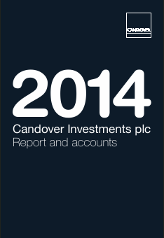 Candover Investments annual report 2014