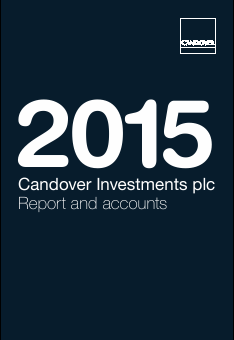 Candover Investments annual report 2015