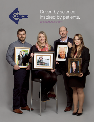 Celgene Corporation annual report 2016