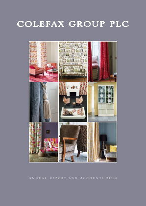 Colefax Group annual report 2014