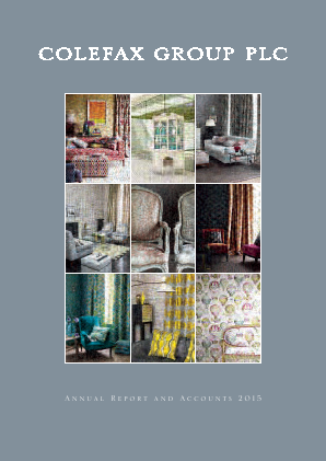 Colefax Group annual report 2015
