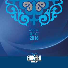 Chagala Group annual report 2016