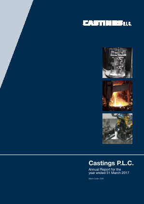 Castings annual report 2017