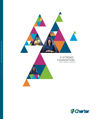 Charter Communications, Inc. annual report 2010