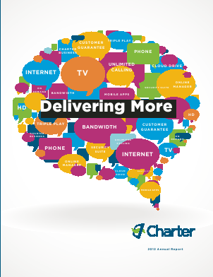 Charter Communications, Inc. annual report 2012