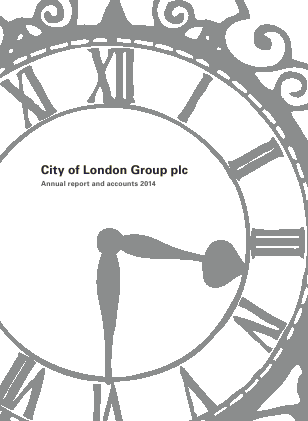 City of London Group annual report 2014