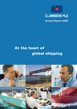 Clarkson annual report 2008