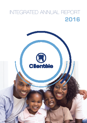 Clientele annual report 2016