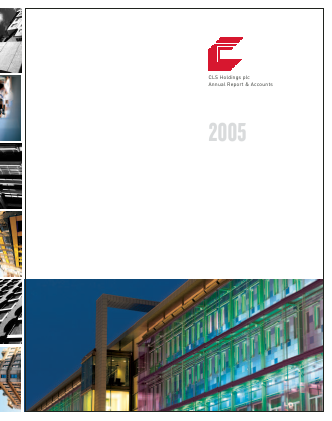 CLS Holdings annual report 2005