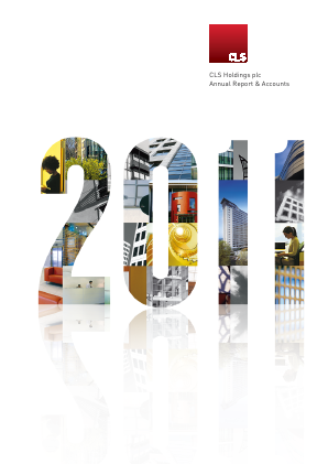 CLS Holdings annual report 2011