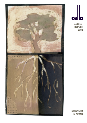Cello Group annual report 2004