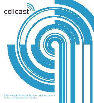 Cellcast Group annual report 2014