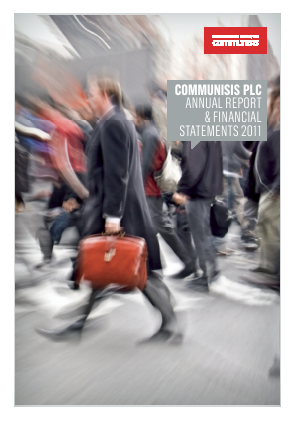 Communisis annual report 2011