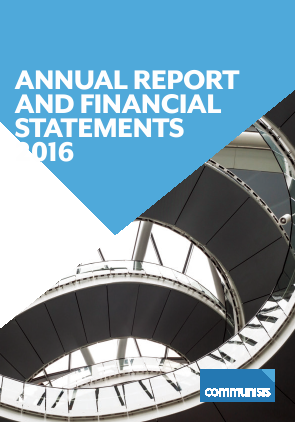 Communisis annual report 2016