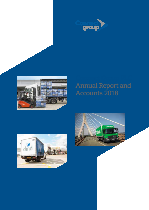 Connect Group Plc annual report 2018