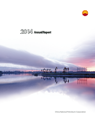 China National Petroleum annual report 2014