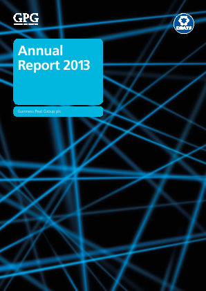 Coats Group Plc annual report 2013