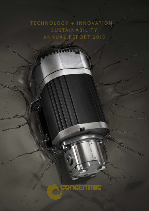 Concentric annual report 2015