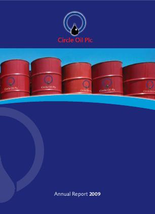 Circle Oil annual report 2009