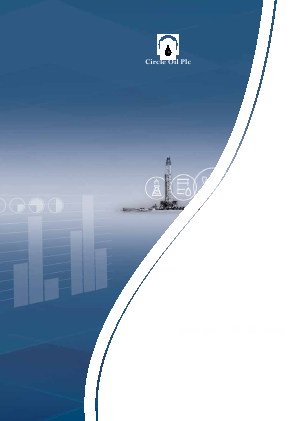 Circle Oil annual report 2014