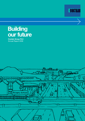 Costain Group annual report 2006