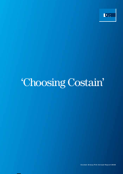 Costain Group annual report 2009