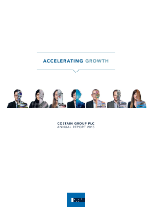 Costain Group annual report 2015