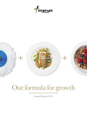 Compass Group annual report 2013