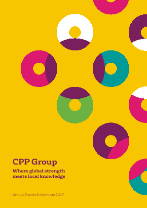 Cppgroup Plc annual report 2017
