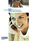 Carphone Warehouse annual report 2001
