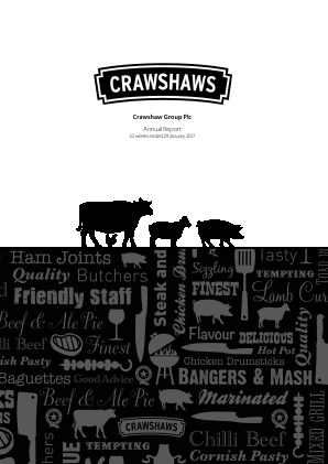 Crawshaw Group Plc annual report 2017