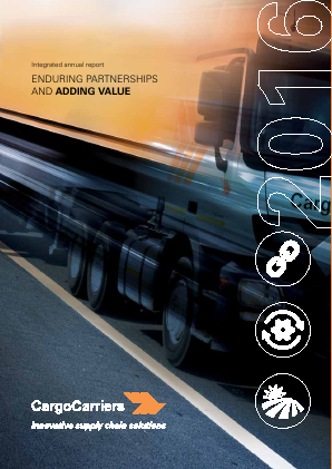 Cargo Carriers annual report 2016