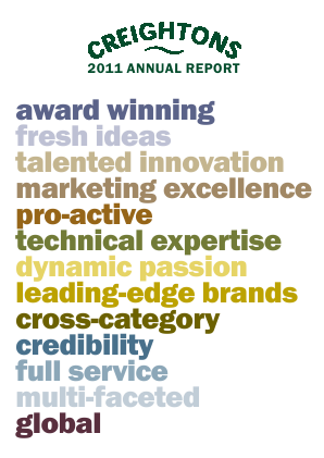 Creightons annual report 2011