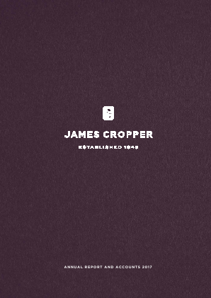 Cropper(James) annual report 2017