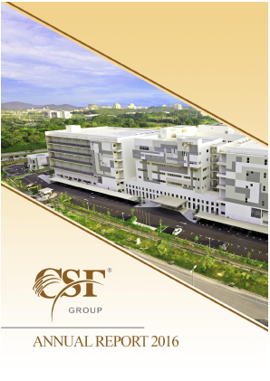 Csf Group Plc annual report 2016