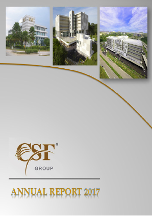 Csf Group Plc annual report 2017