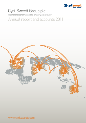 Sweett Group Plc annual report 2011