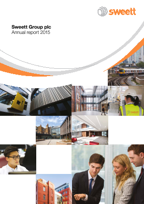 Sweett Group Plc annual report 2015