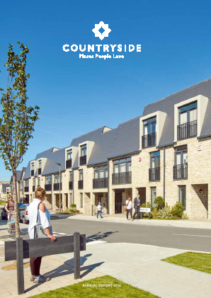 Countryside Properties annual report 2016
