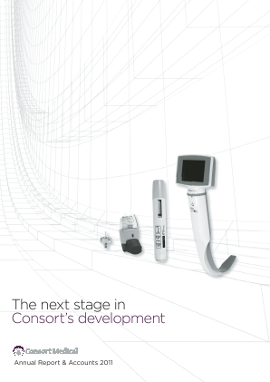 Consort Medical Plc annual report 2011