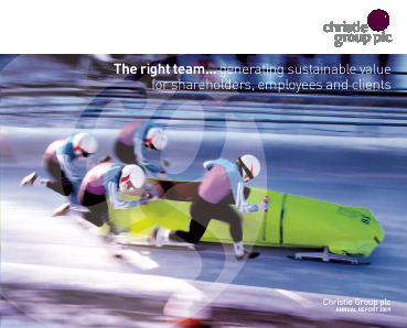 Christie Group annual report 2009