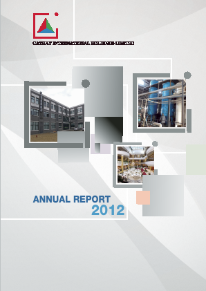 Cathay International Holdings annual report 2012