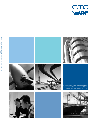 Charles Taylor Plc annual report 2008