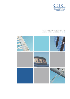 Charles Taylor Plc annual report 2010