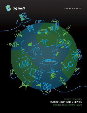 Cognizant Technology Solutions Corporation annual report 2011