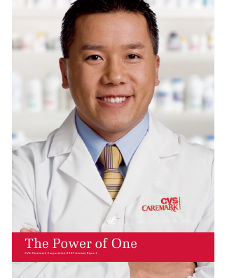 CVS Health annual report 2007